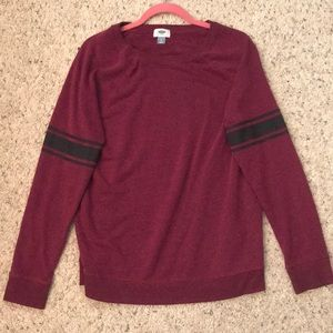 Old Navy Maroon Sweater